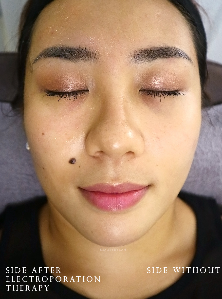 Sugar K Organic Express Peel and Red Carpet Eye Treatment Review