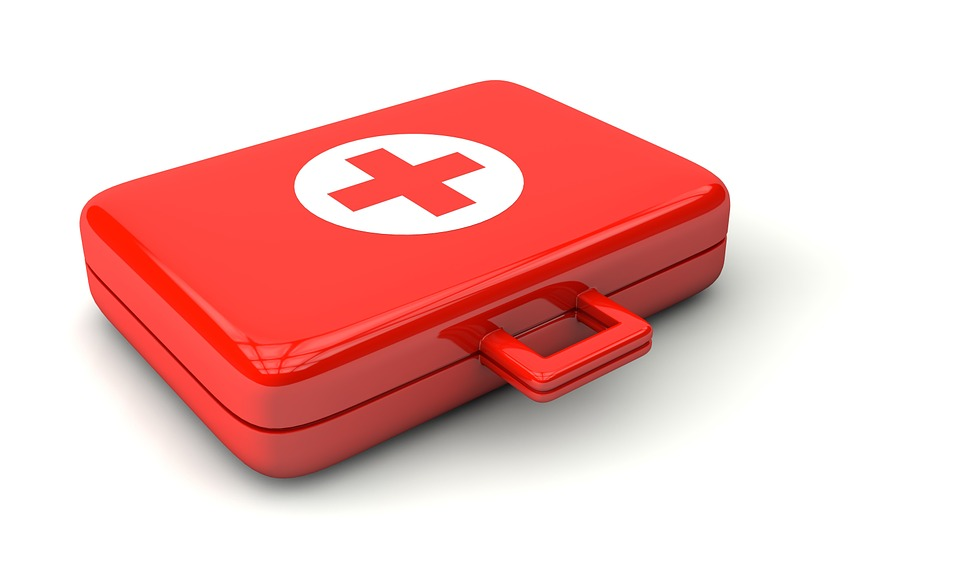Home First Aid Kit Pixibay Image