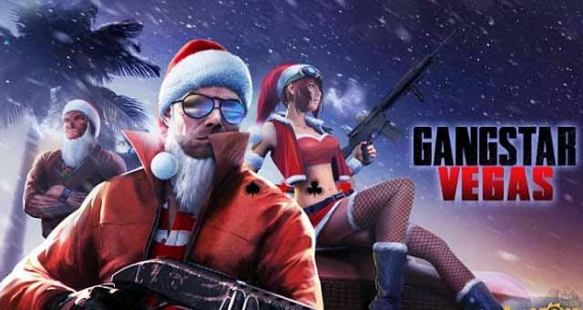 Gangstar Vegas Mod Apk+Data