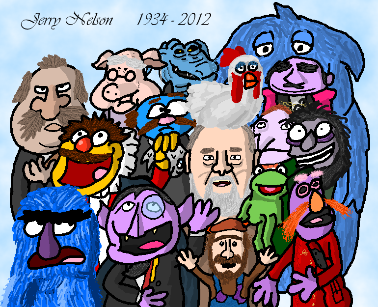 RIP Jerry Nelson by ProboP