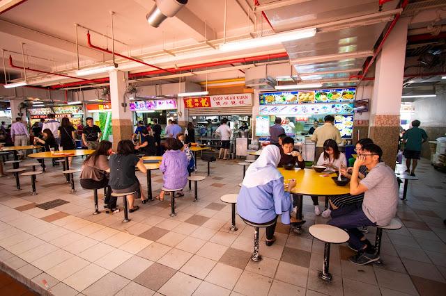 People's park complex-Singapore