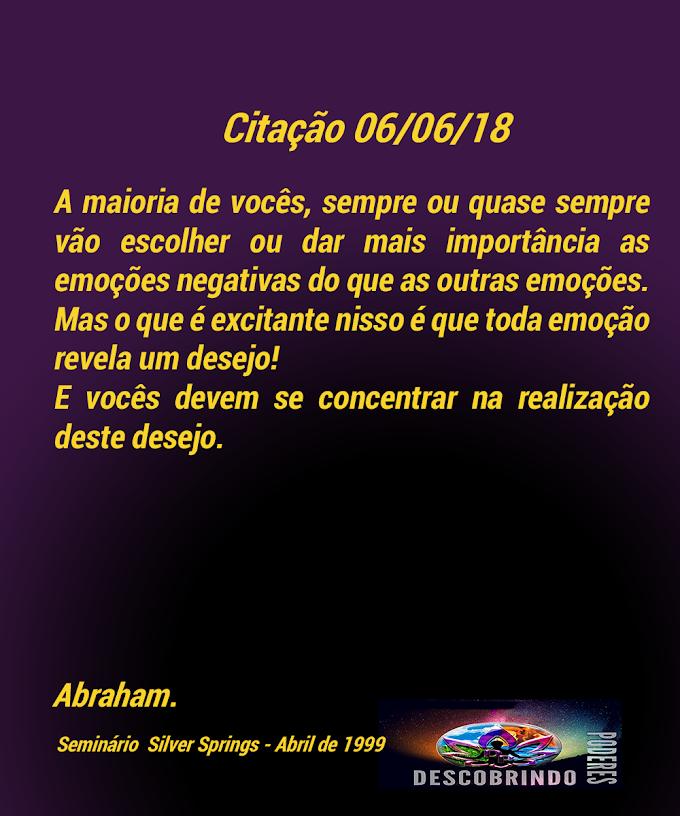CITAÇÃO DE ABRAHAM