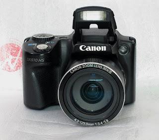Jual Canon SX510HS Wifi  - Kamera Prosumer Bekas