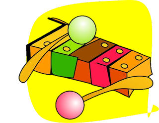Xylophone Clipart Free