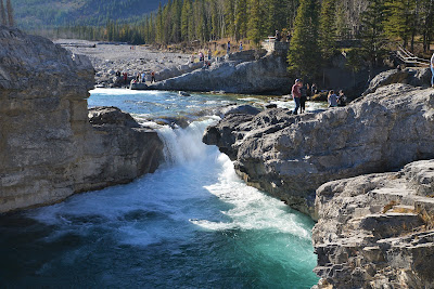 Elbow Falls, Bragg Creek