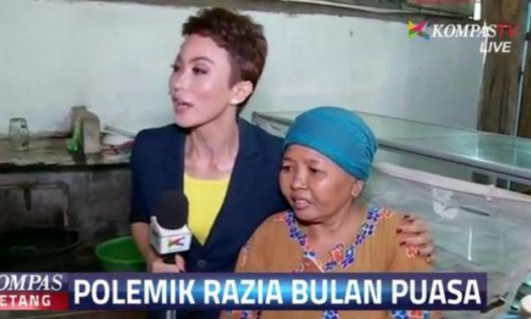 Antara ibu saeni dan warung makan dibulan ramadhan