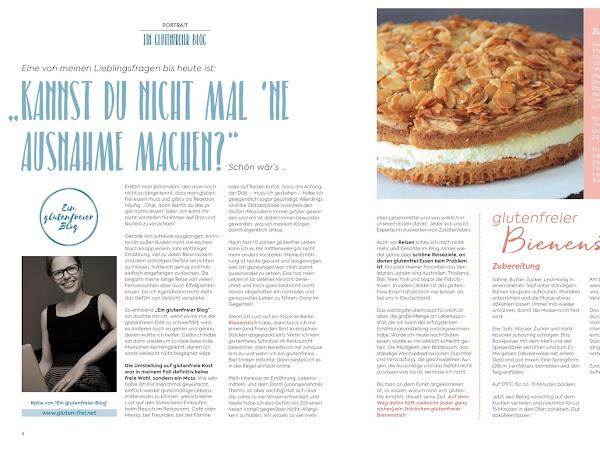 Interview im FoodOase Magazin