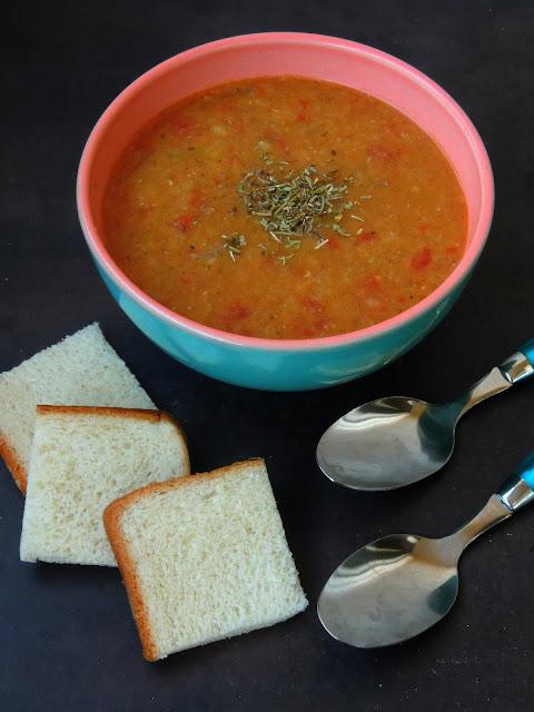 Addas, Sudanese Lentils Soup