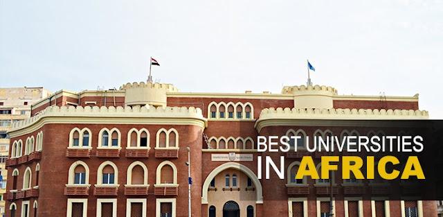 Best Universities In Africa