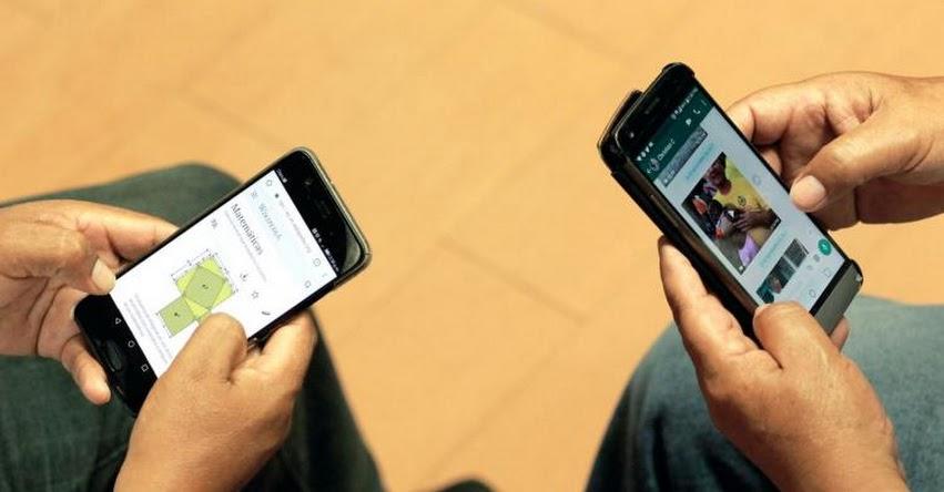 El 74% de jóvenes peruanos busca y postula a un empleo desde un celular smartphone