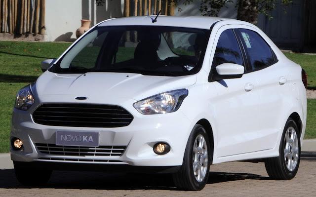 Ford volta a G4 em 2018 com boas vendas de Ka e EcoSpor