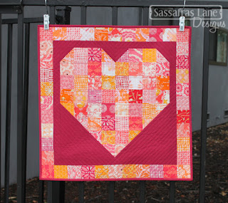 Quilt Inspiration: Free pattern day: Hearts and Valentines : valentine quilt patterns - Adamdwight.com