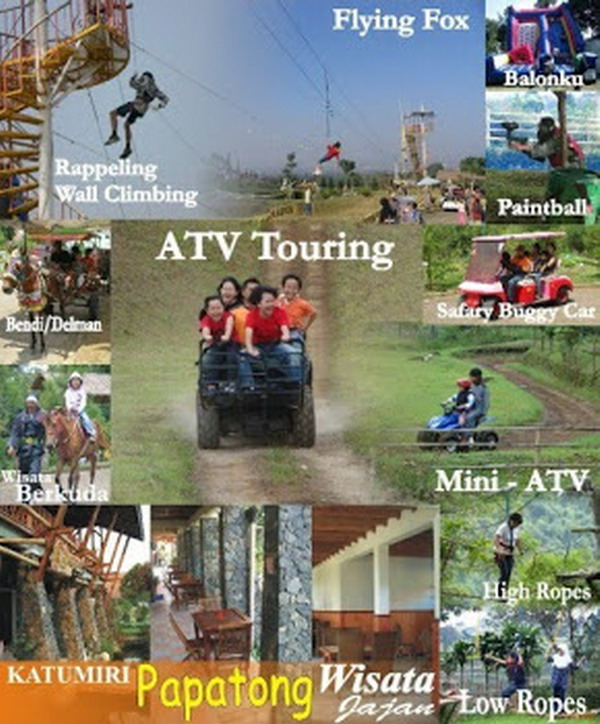 Outbound di Katumiri Outdoor Activities