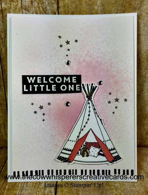 Card, Little One, Baby, Welcome