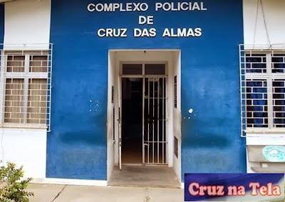 Cruz na Tela - Ueviton Santana: Cruz das Almas: cinco presos fogem ...