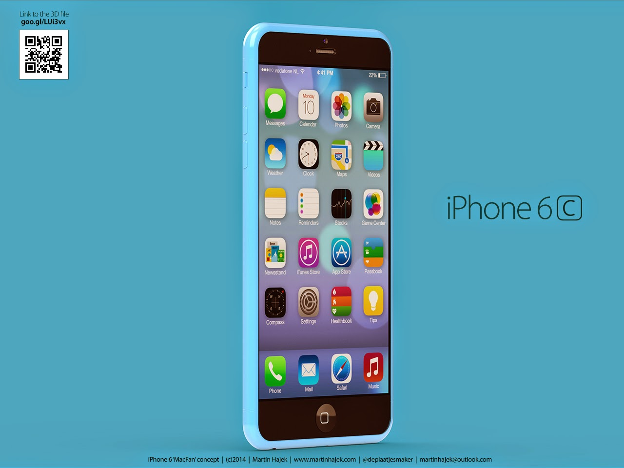 Yeah, it looks more like a C version: IPHONE 6 S OR C?
