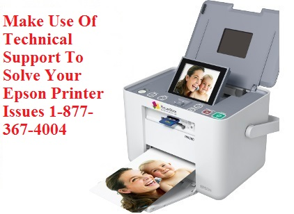 Make Use Of Technical Support To Solve Your Epson Printer