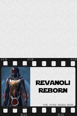 Free printable Star Wars Party Food Label Revanoli Reborn - Ravioli Lasagna