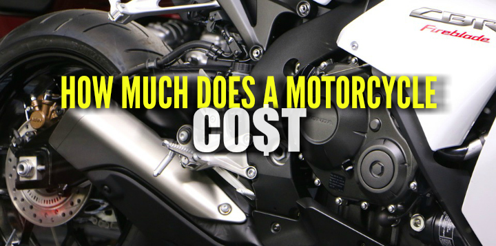 So How Much Does a Motorcycle Cost? - SoloMotoParts com