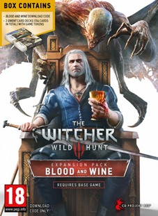 The Witcher 3: Wild Hunt - Blood and Wine (GOG) - PC (Download Completo em Torrent)