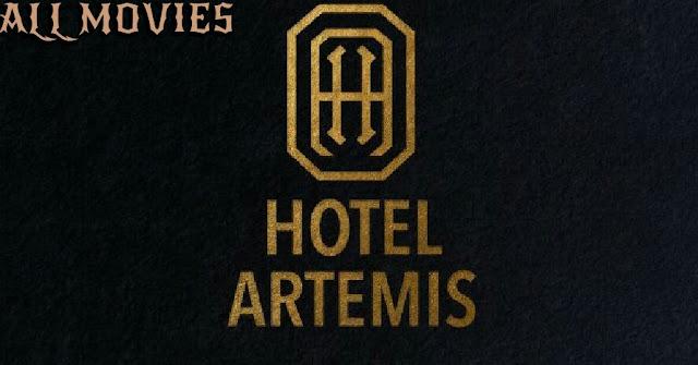 Hotel Artemis Movie pic