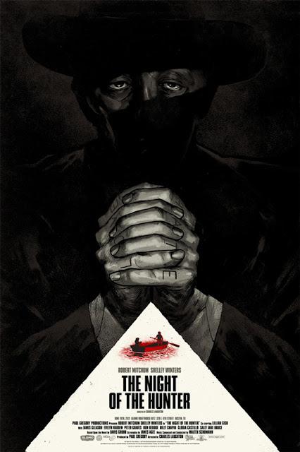 La Nuit Du Chasseur Film : chasseur, Critique], CHASSEUR, (1955/1956), Charles, Laughton