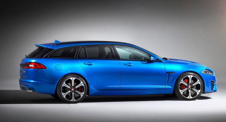 jaguar could reveal new xf sportbrake in paris auto show. Black Bedroom Furniture Sets. Home Design Ideas