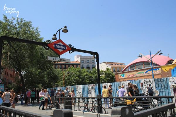 metro de madrid al aeropuerto