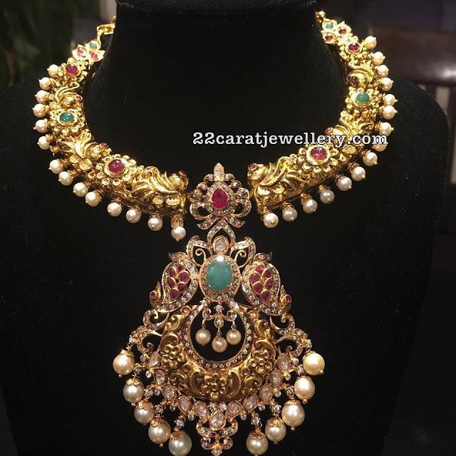Nakshi Kante by Radhika Jewelers