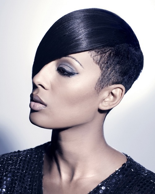 Hairstyles Wallpaper: Wallpaper HD: Edgy Hairstyles For Black Women