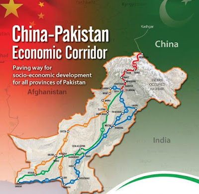 CPEC: lessons from China-Pakistan Economic Corridor Historical Facts