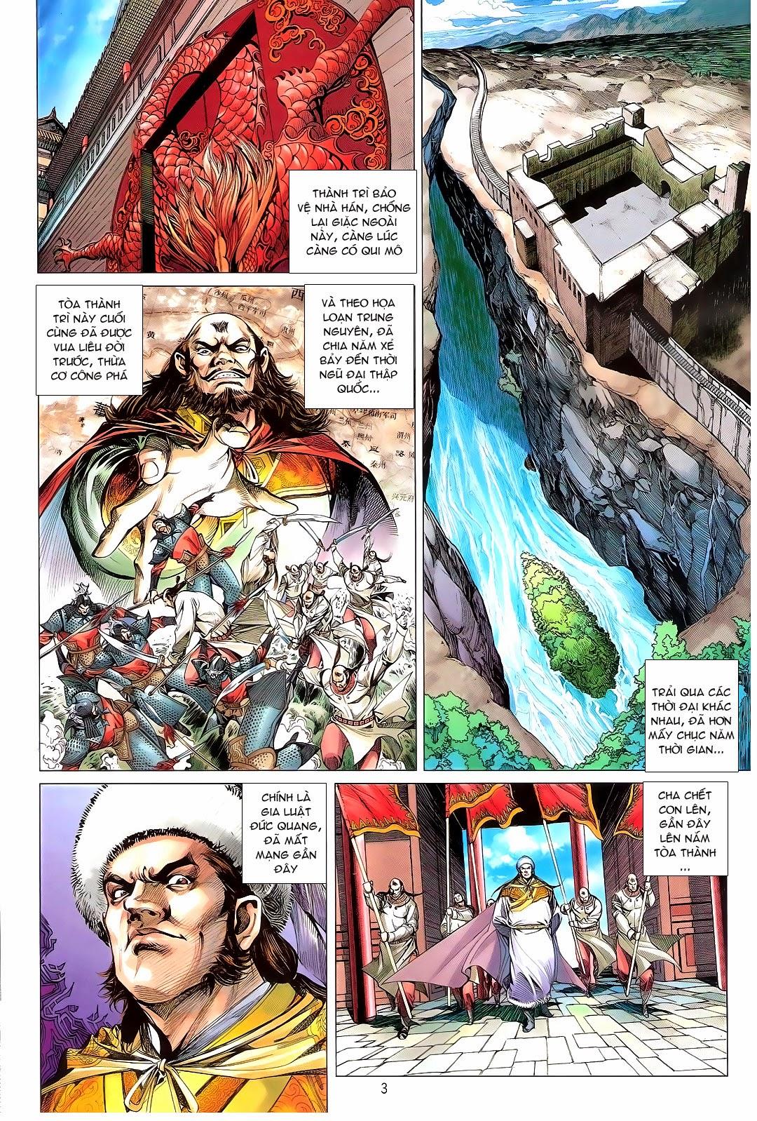 tuoithodudoi.com Thiết Tướng Tung Hoành Chapter 110 - 3.jpg