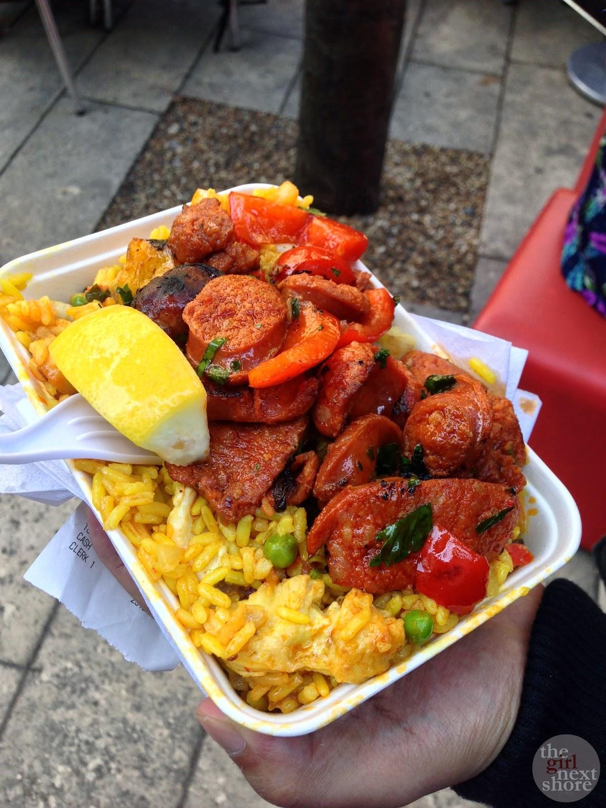 London Street Food Maribor