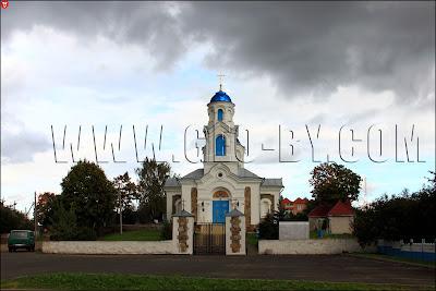 Красное. Покровская церковь