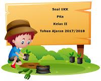 Soal UKK / UAS PKn Kelas 2 Semester 2 Terbaru Tahun Ajaran 2017/2018