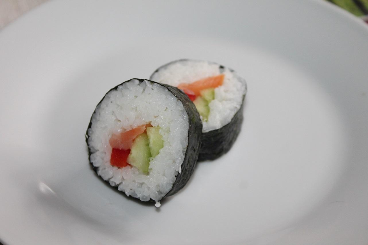 Heidi S Seite Sushi Ganz Einfach Selbst Gemacht