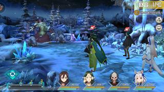 Sword Art Online : Black Swordsman