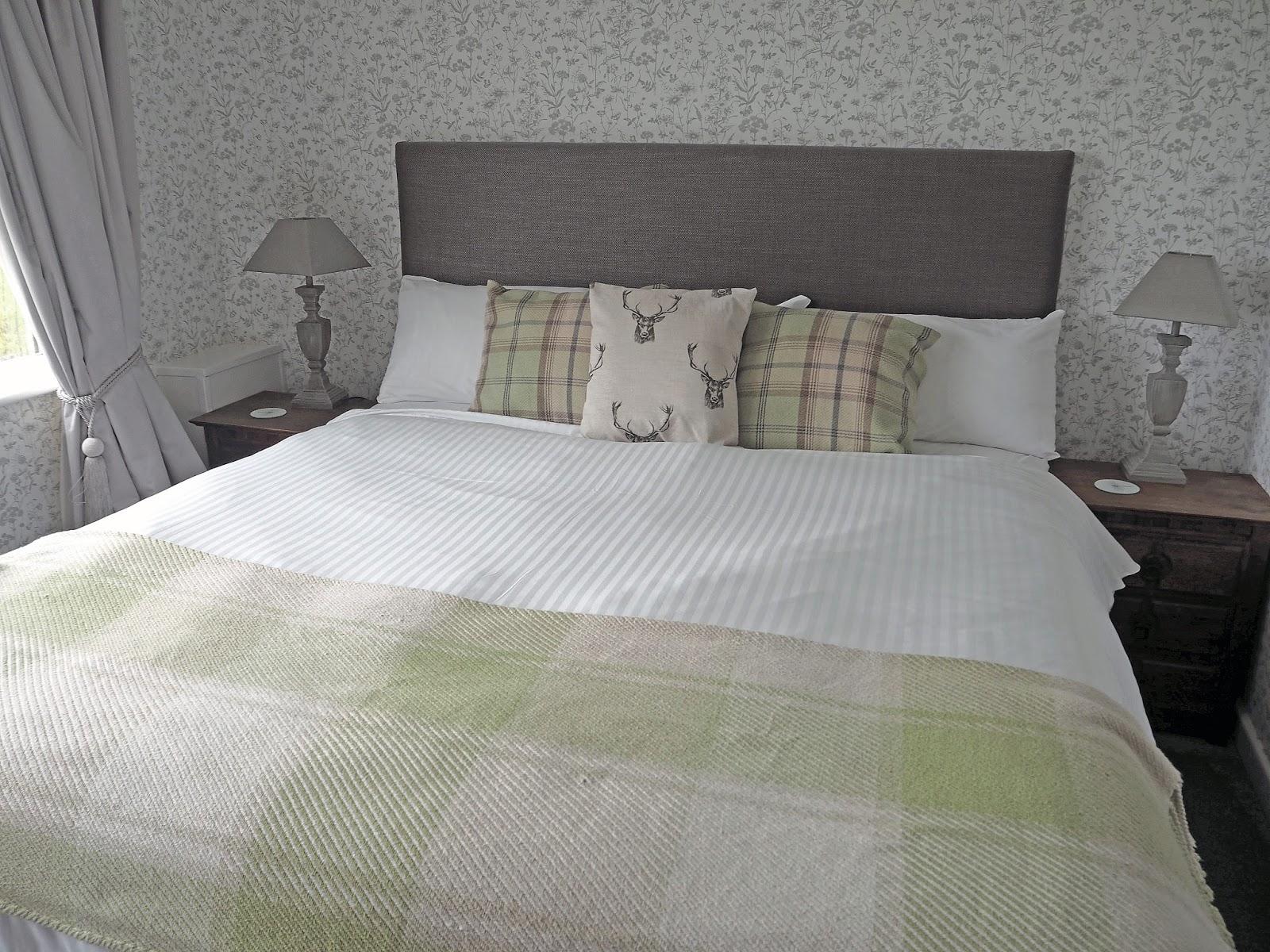 Stirk House Gisburn, room 51, lodge, suite bedroom