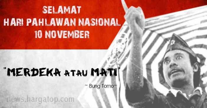 60 Kata Kata Ucapan Selamat Hari Pahlawan 10 November 2018 Smp Negeri 1 Kalianda Lampung Selatan