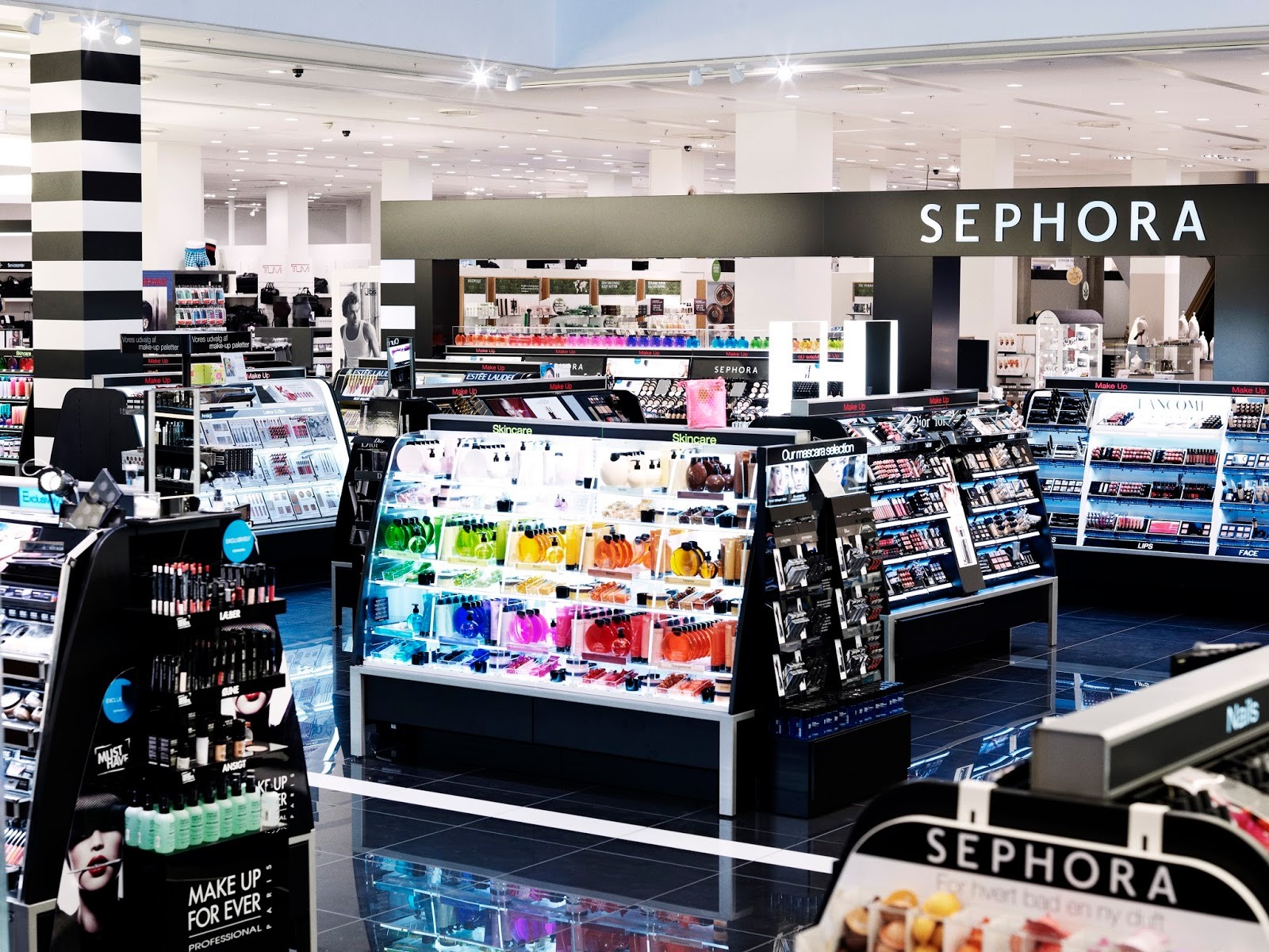 Sephora Is Helping Girls Launch Their Own Beauty Line - pink ...