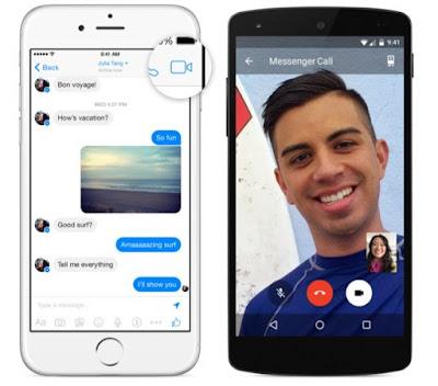 7 Fitur Tersembunyi di Facebook Messenger