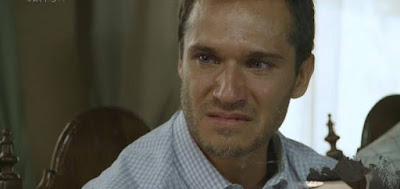 O ator Paulo Rocha em cena da novela das nove da Globo, em que interpreta o médico Aranha