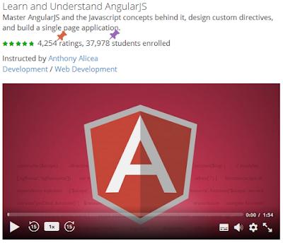 Online Angularjs Course