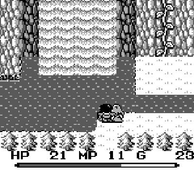 Mystic Quest - Cascada