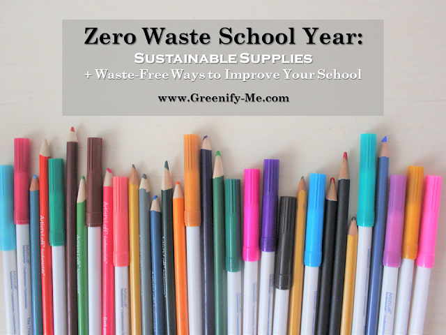 zero waste school year
