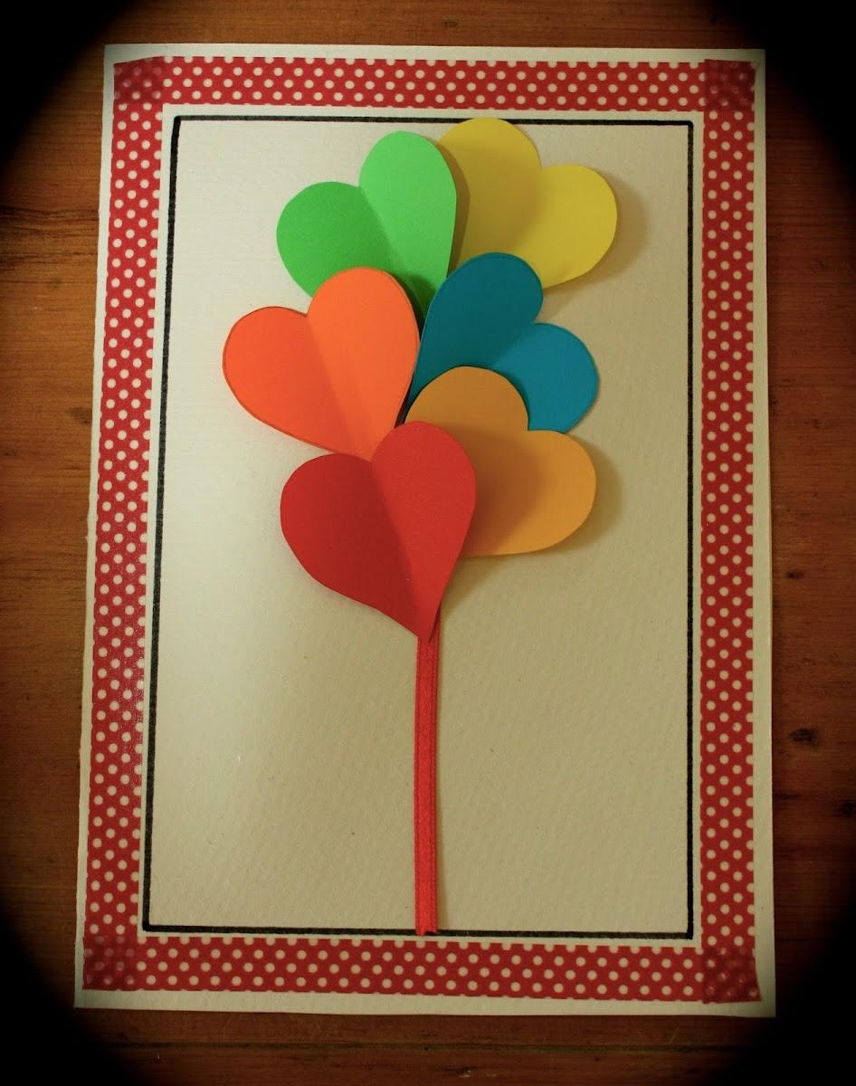 como hacer una tarjeta de cumpleaños