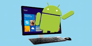 aplicaciones para utilizar android en tu pc