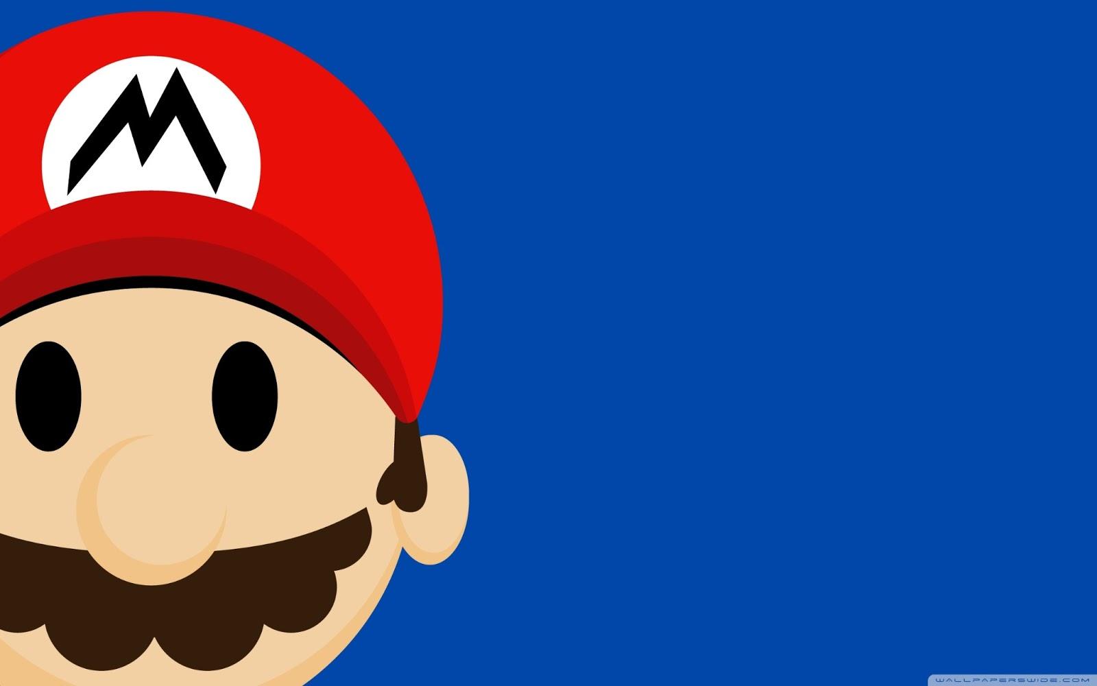 Super Mario HD Desktop Wallpapers ~ HD WALLPAPERS