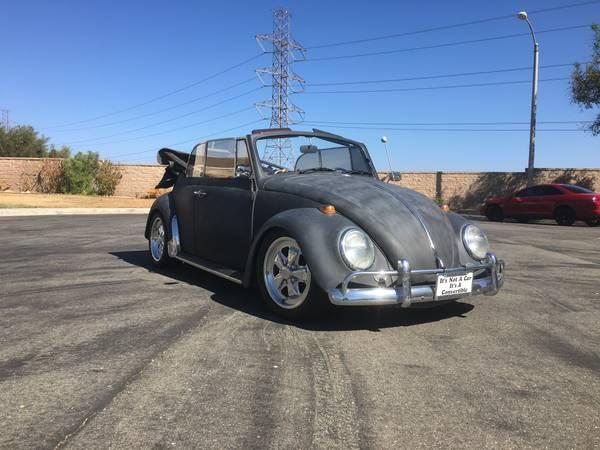 1967 VW Convertible Bug