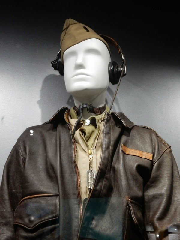 Unbroken Louis Zamperini Bombardier movie costume